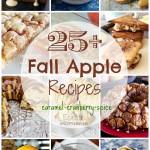 Fall Apple Recipes #foodie #sponsored