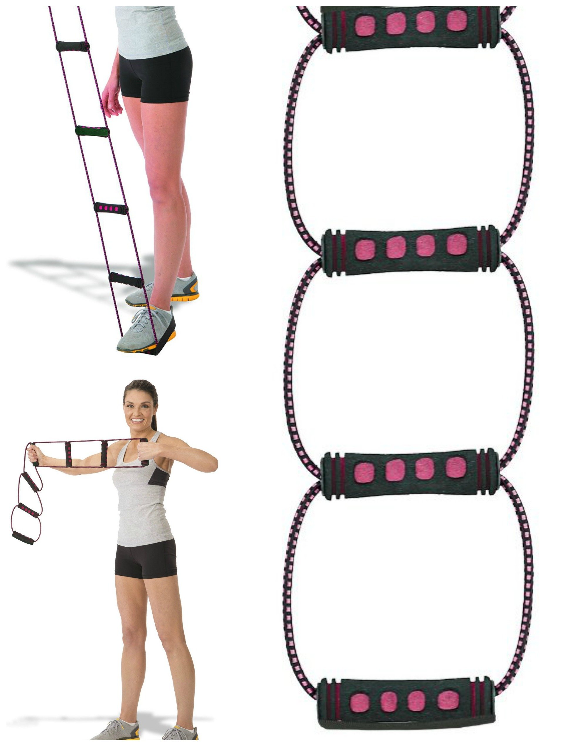 Flex Links- Get up to 20 lbs. of resistance weight with one tool. #ad