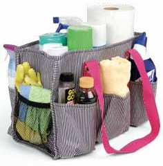 Organizing Utility Tote- The ultimate bag for on the go. #ad