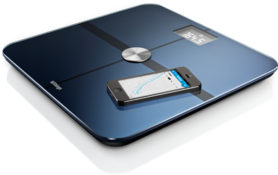 Withings Smart Body Analyzer- smart phone compatible scale. #ad
