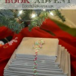 Unique Book Advent Idea