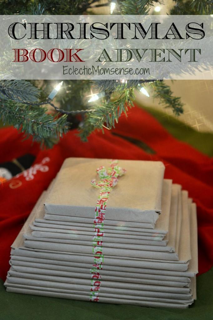 Christmas Book Advent