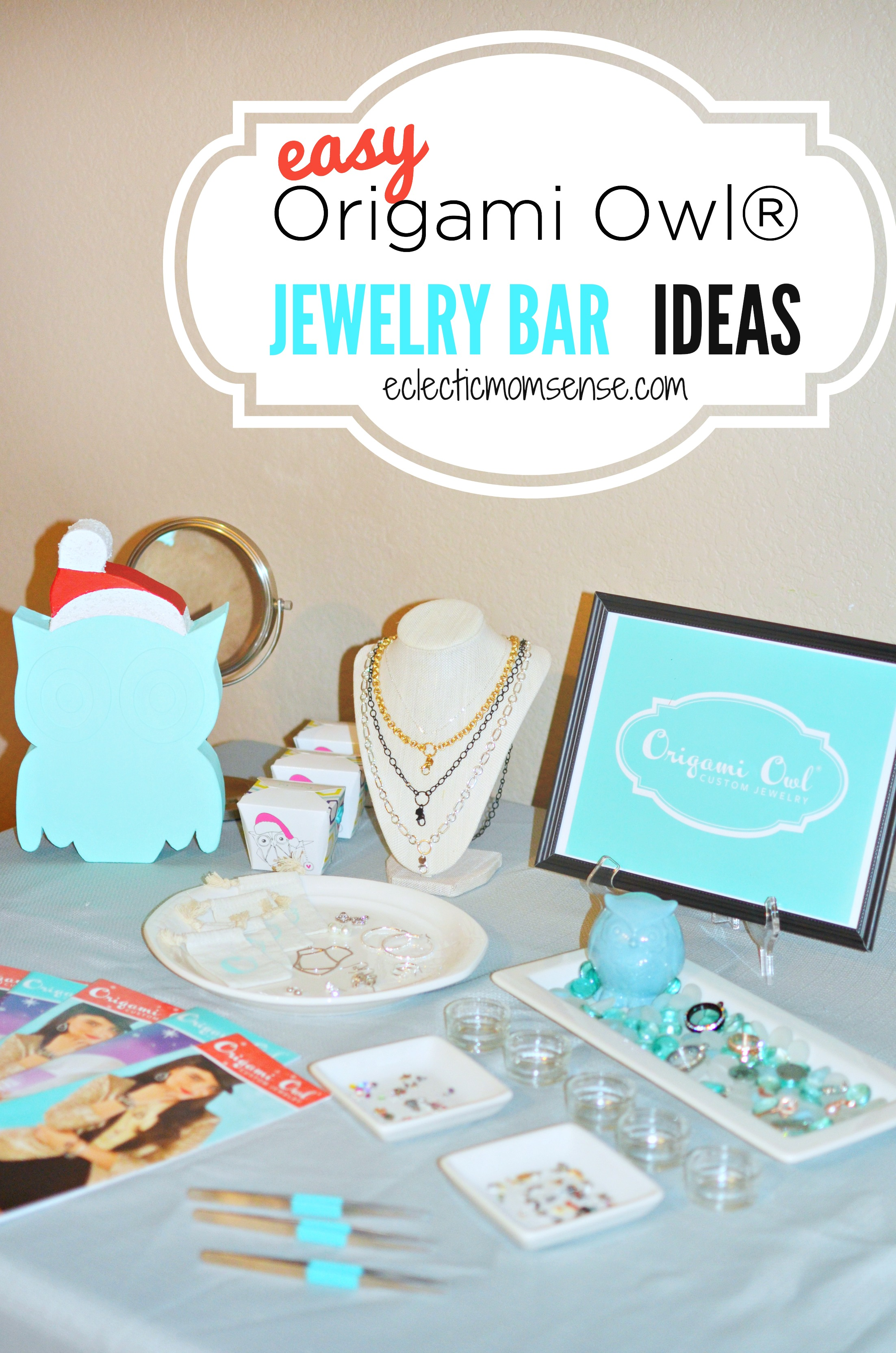 Origami Owl Jewelry Bar Ideas Eclectic Momsense