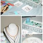 Origami Owl Jewelry Bar Ideas #sponsored