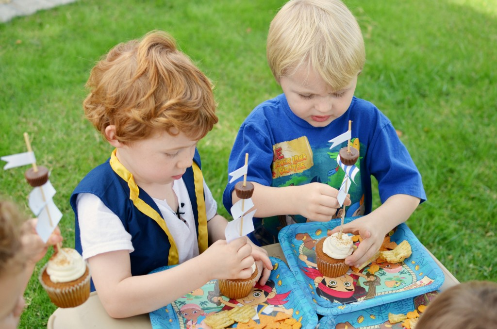 Jake and the Neverland Pirates Party Ideas