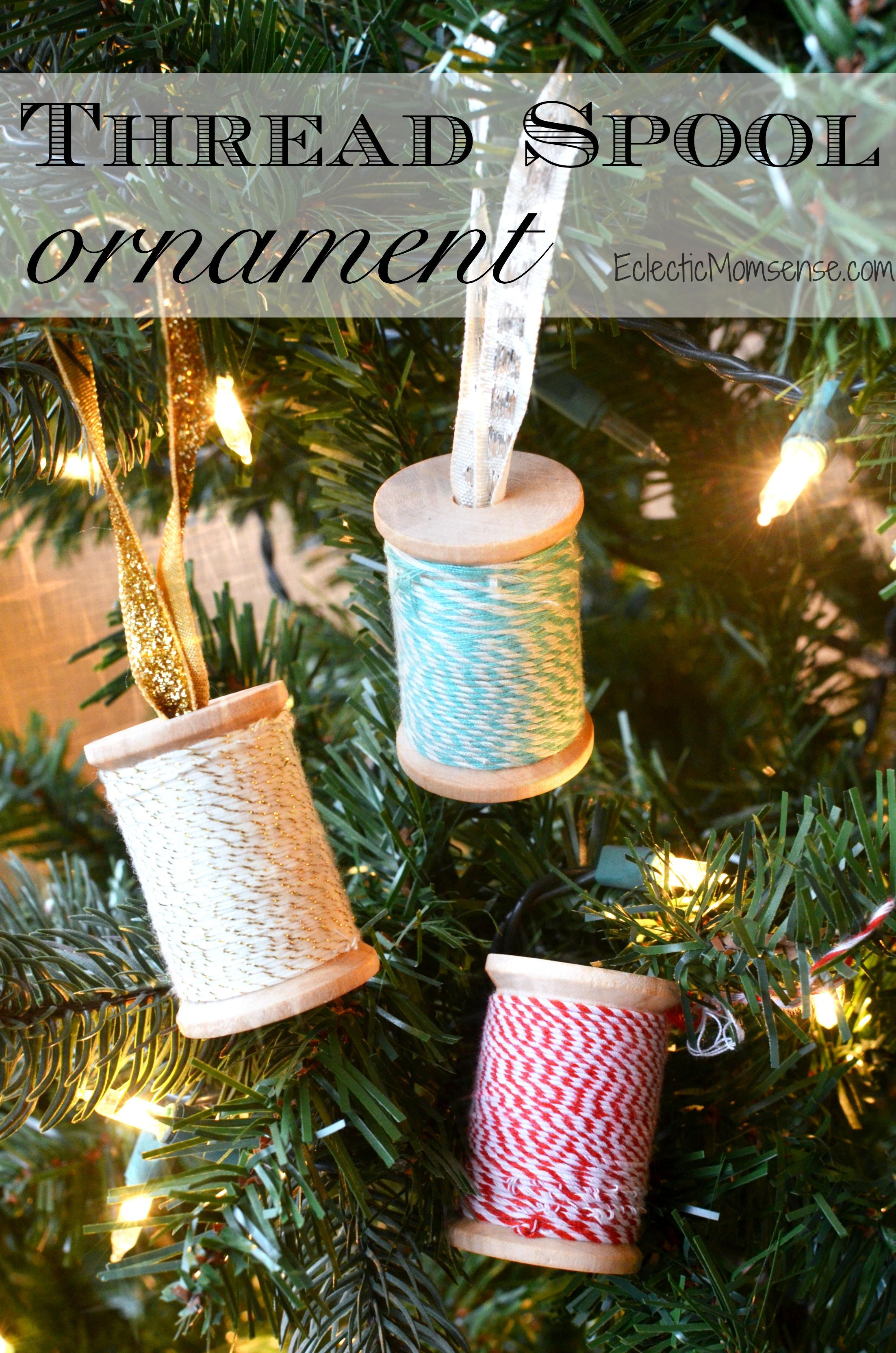 Mom Christmas Ornament