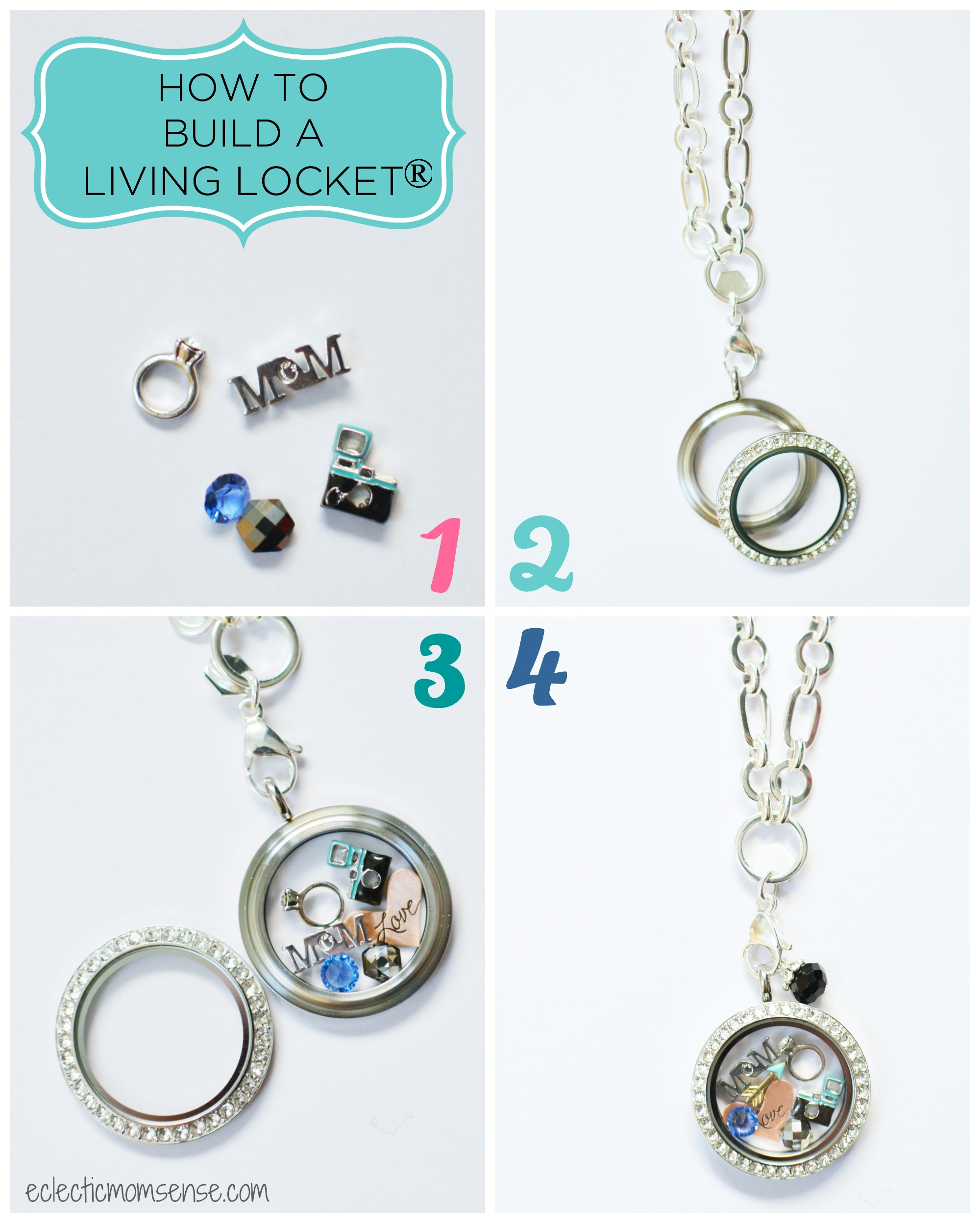 Origami Owl Living Locket Building Your Story Eclectic Momsense