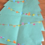 Christmas Kids Craft: Fingerprint Tree