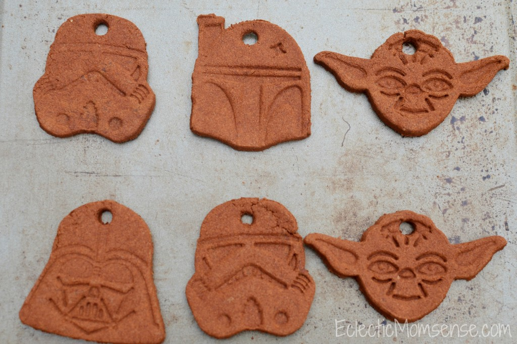 Handmade Star Wars Ornaments