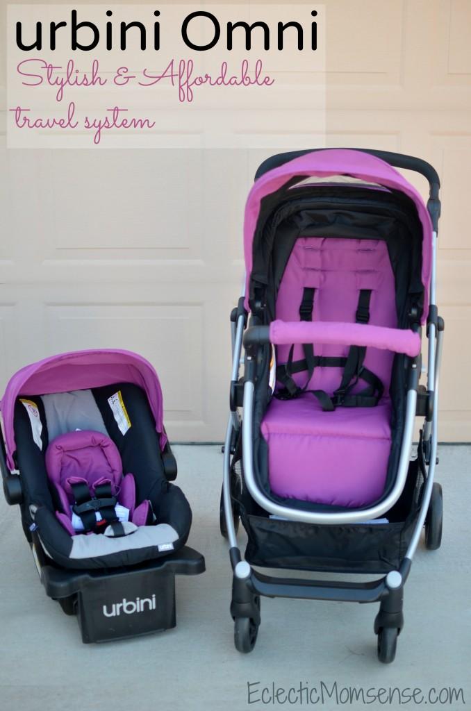 Urbini Omni Stroller Without Car Seat