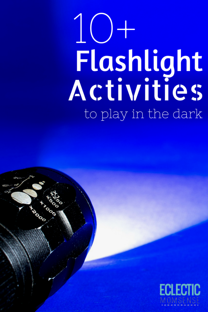 Flashlight Activities