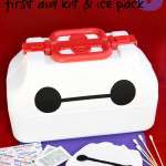 Big Hero 6: Baymax First Aid Kit & Ice Pack