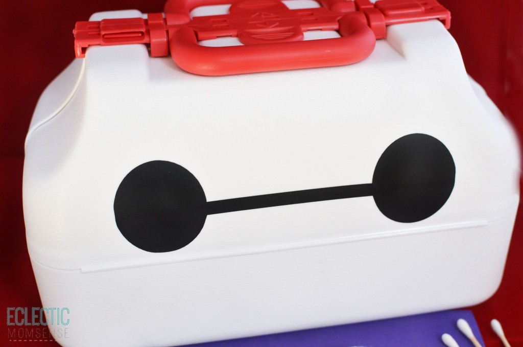 Baymax first aid kit #BigHero6MovieNight #shop