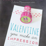 Make an Impression Stamp Valentine