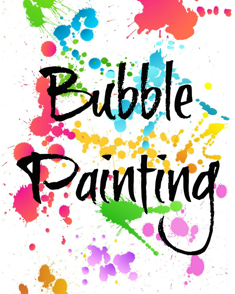 Bubble-Painting-Sign