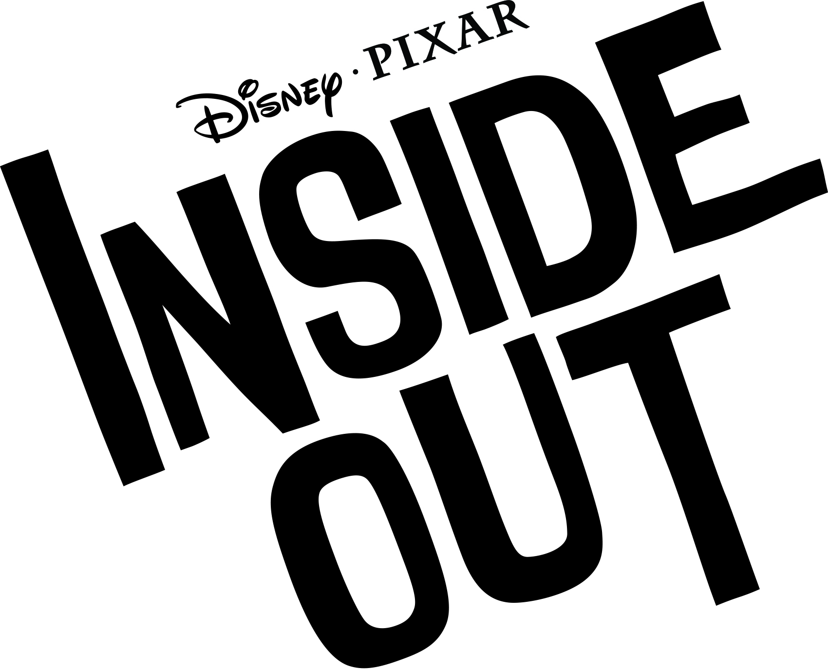 Inside out coloring pages riley - Jl_approved_insideoutlogo_fin