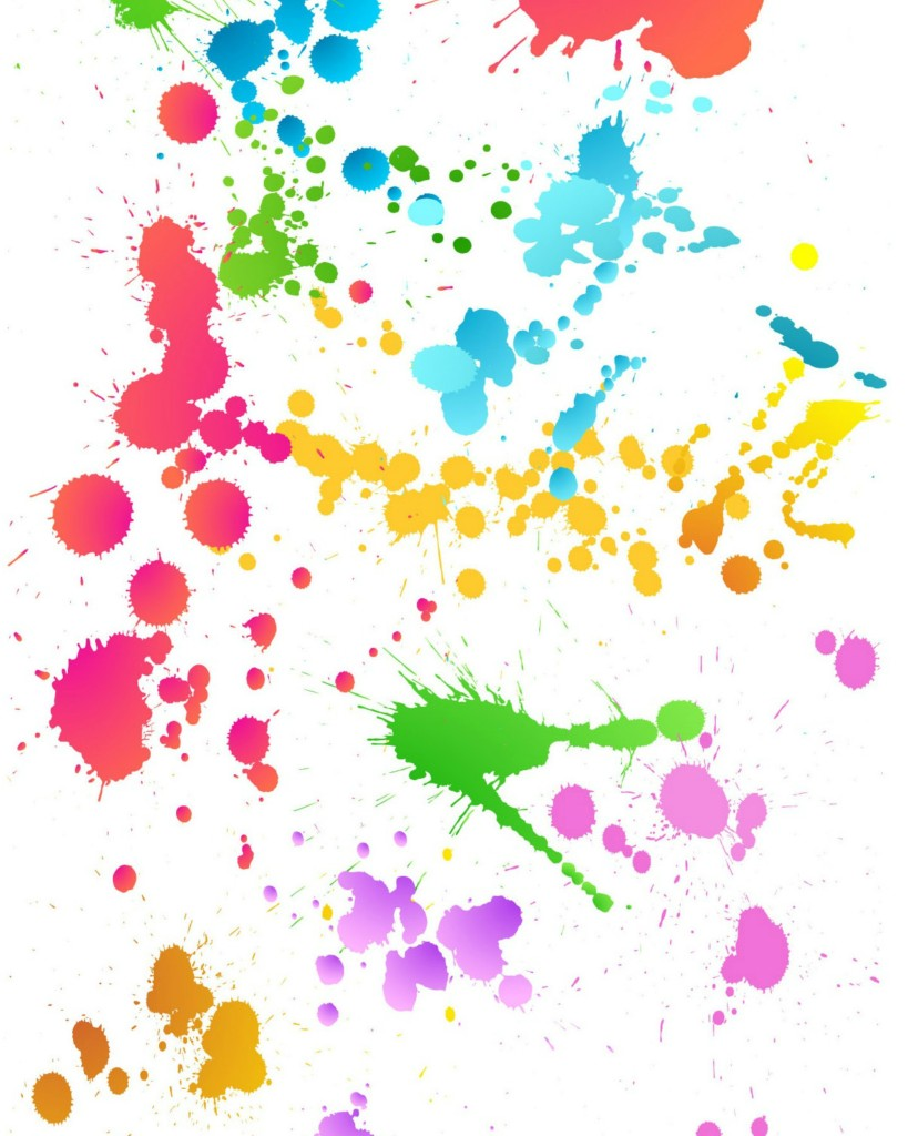Colorful Art Party Printables Eclectic Momsense