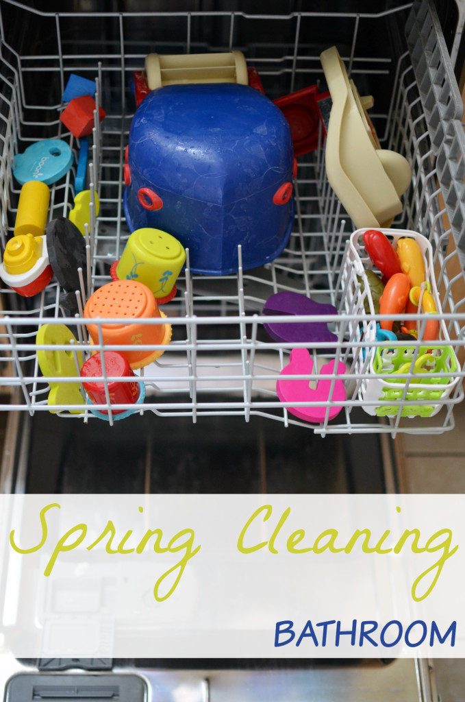 Tips for a Greener Spring Cleaning and Printable Checklist for your Bathroom |Eclectic Momsense #NaturalGoodness #Ad