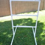 DIY Ladder Toss