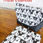 Disney Travel Essentials from Zazzle