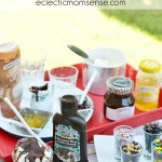 Make Any Day a Sundae- Easy Sundae Bar