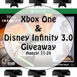 Disney Infinity 3.0 Giveaway + Xbox One