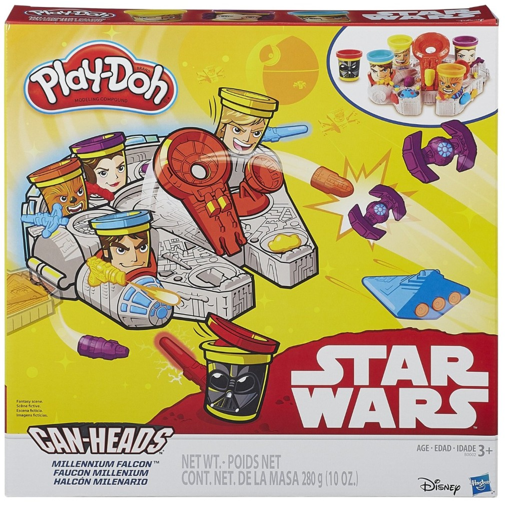 Star Wars Play-Doh |The Best #StarWars #ForceFriday Finds! + Enter to #win a Sphero BB8