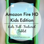 Best Kids Full-Featured Tablet: Amazon Fire HD Kids Edition