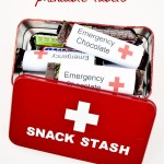 Emergency Chocolate Stash