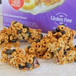 Blueberry Multi Grain Cereal Bars & Cheerios™ Buy a Box Promotion
