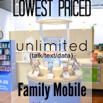 Selecting a Lowest Priced Unlimited Family Mobile Plan