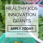 Grant Program to Promote Children's Health and Nutrition