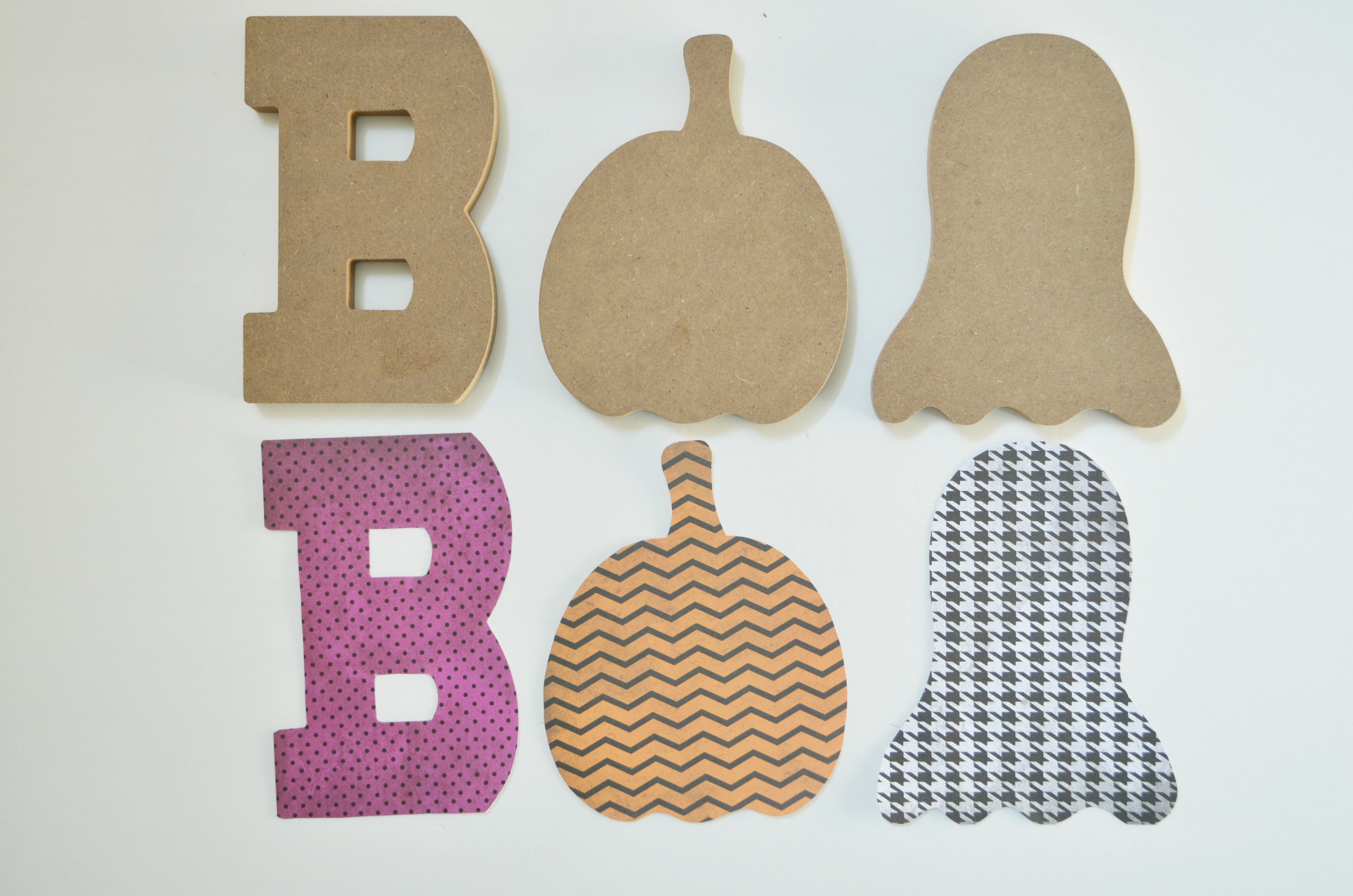 How to scrapbook letters - Cut Out Each Scrapbook Paper Letter