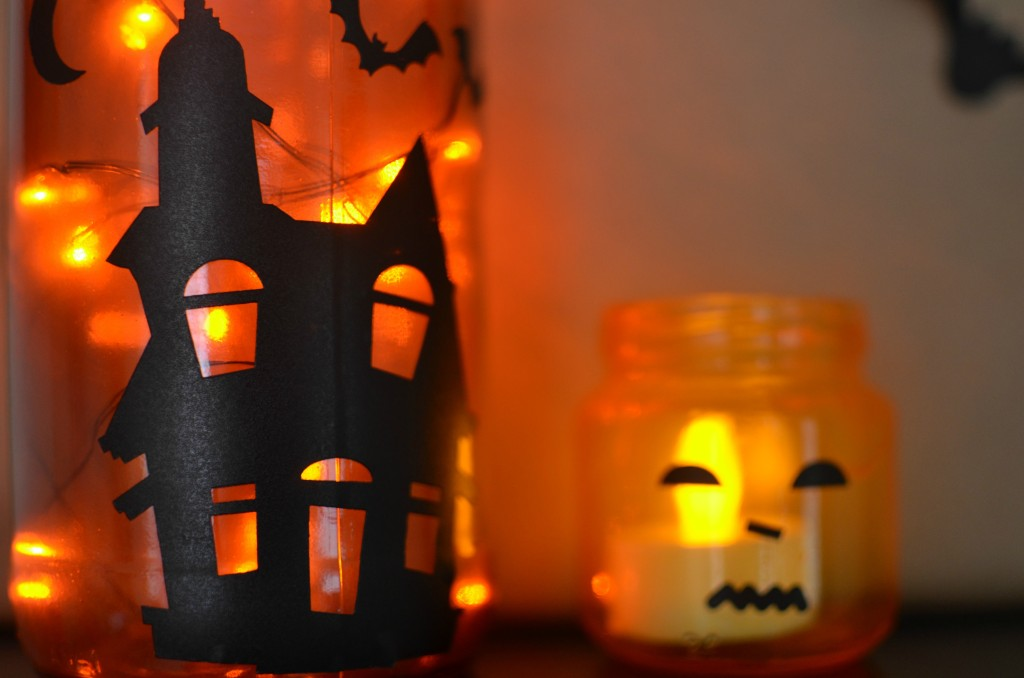 haunted-house-lantern