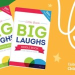 NEW Children's Joke Books Support Families with Medical Expenses