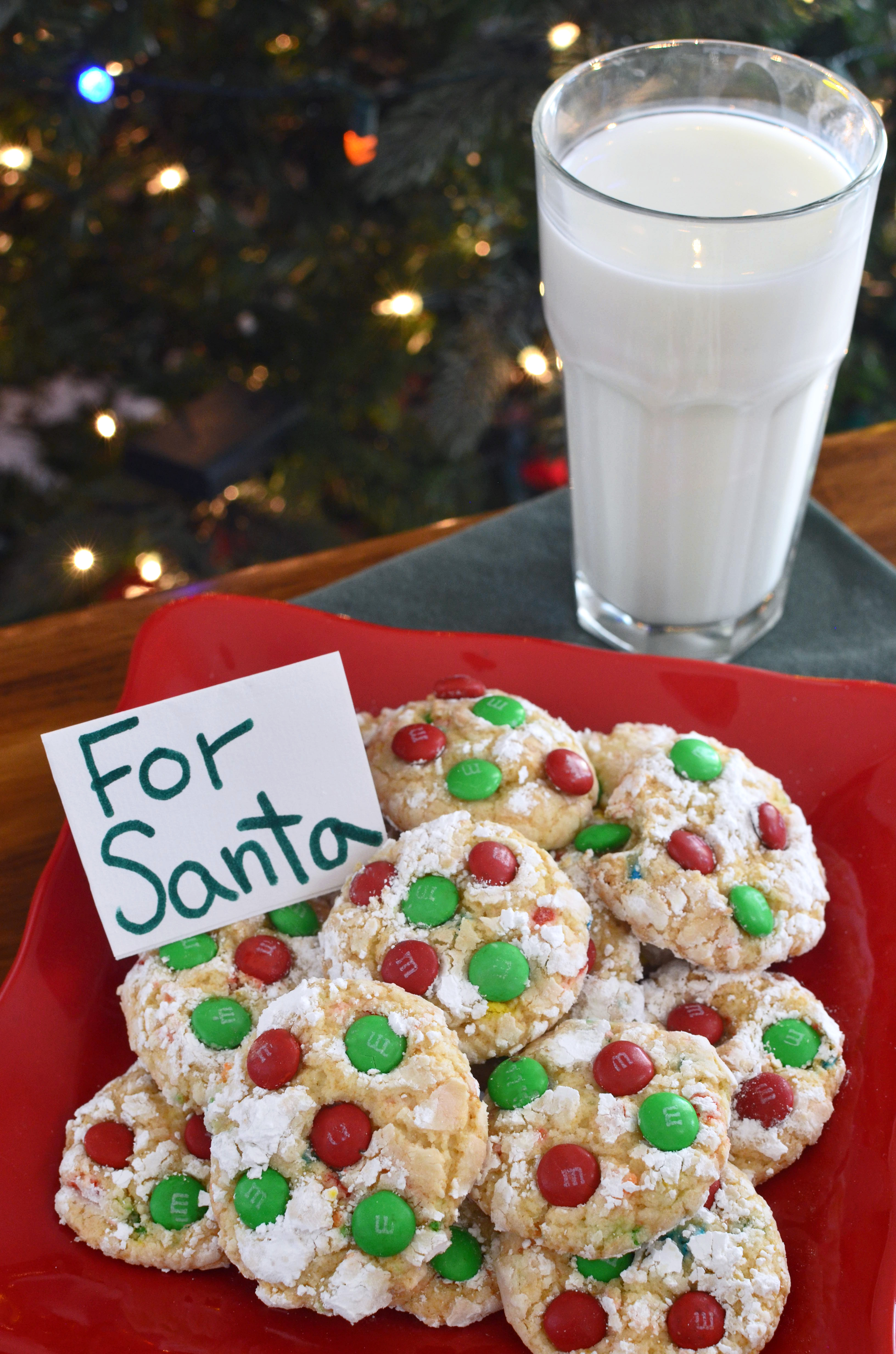 5 Simple Holiday Cookie Recipes | Snowflake Cookies #pureandsimple AD