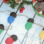 Holiday Light and Ornament Cookies