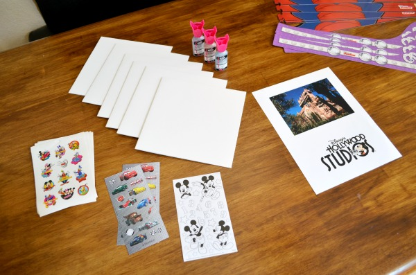 Bring the magic of the Disney Parks at home!   #DisneyKids @ILoveToCreate
