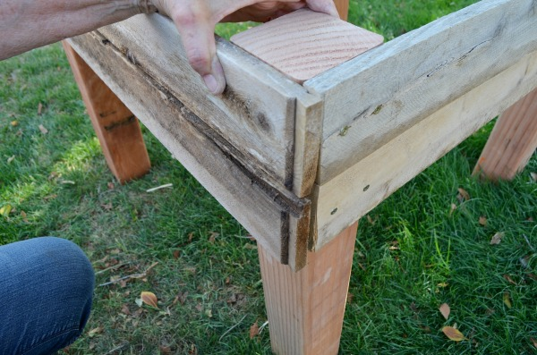 Elevated Garden Boxes for Kids. #EcoBoysAndGirls ad