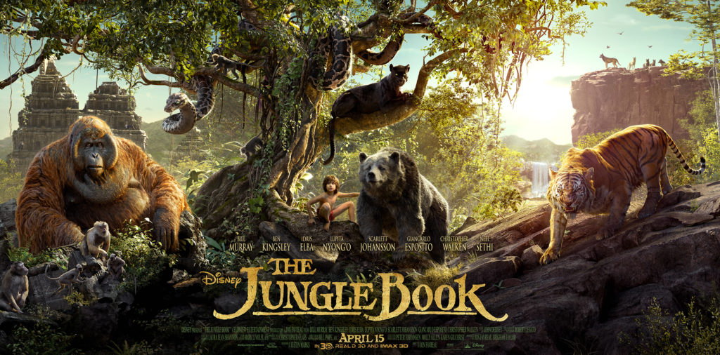 The Jungle Book- Photo credit: Walt Disney Pictures