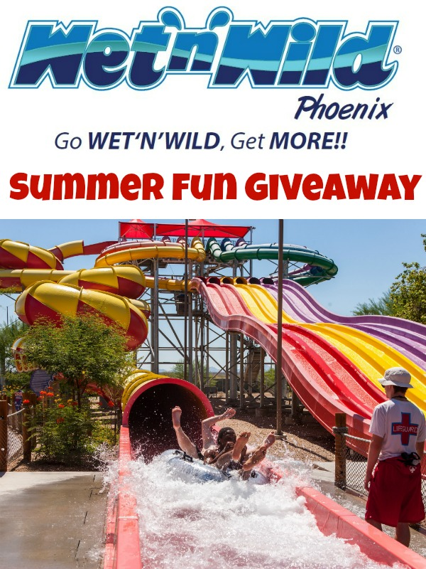 Best Ways to Cool off This Summer + #Giveaway to @WetNWildPhx. #win #EndlessPhxSummer