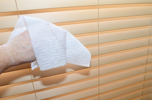 Clean blinds tip. #ad #PGDetailsMatter at #Costco #IC