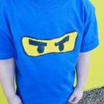DIY LEGO Ninjago Shirt