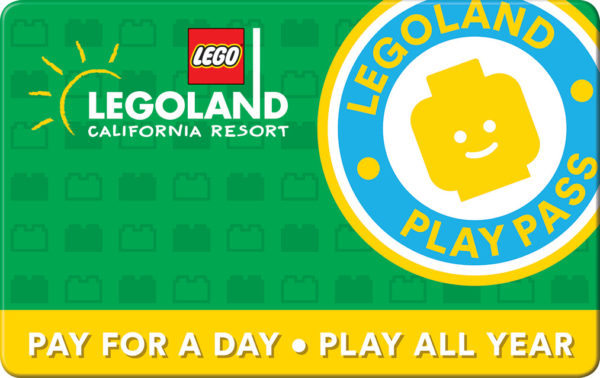 Ultimate LEGOLAND California Deal! Pay for a day, play the rest of 2016 with a LEGOLAND® Play Pass! (offer end 7/31/2016) + win (4) resort tickets.
