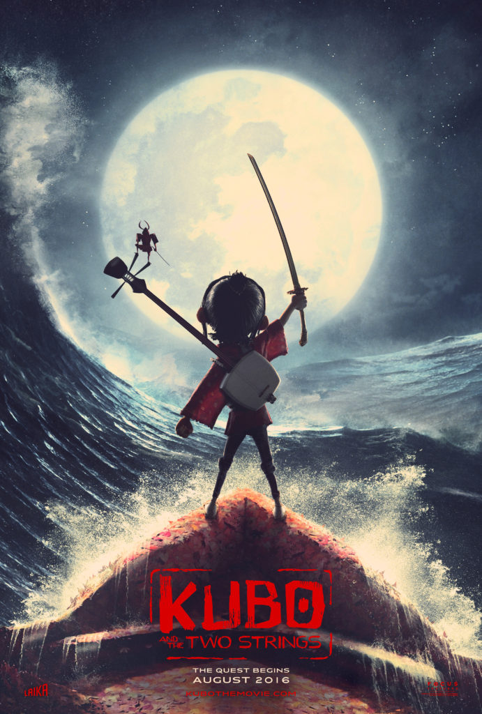 Kubo and the Two Strings | In theaters 8/19/2016