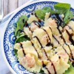 YUM! Delicious dairy-free Sweet Potato Ravioli. #recipe