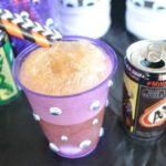 Monster Party Cups + Ice Cream Float Bar
