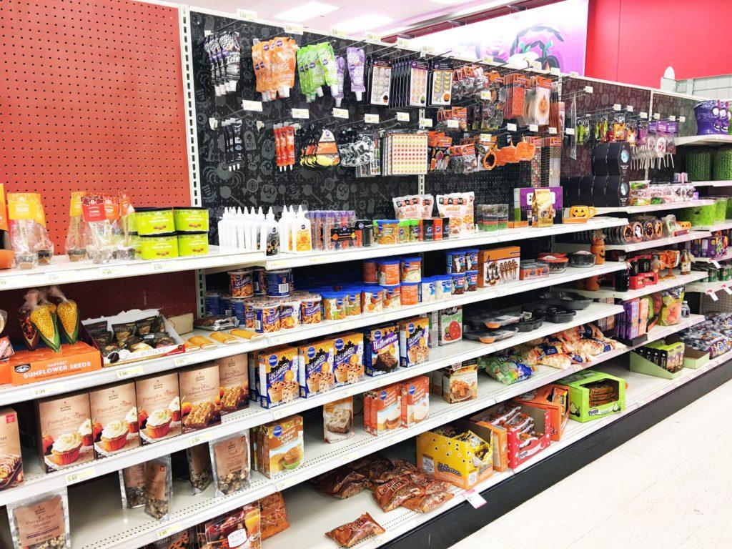 Pillsbury Baking MIxes at Target. #BakeFallFavorites AD