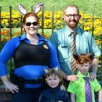 DIY ZOOTOPIA Family Costumes
