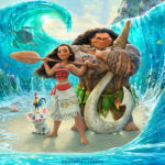 Sail Away with Disney's MOANA Wednesday